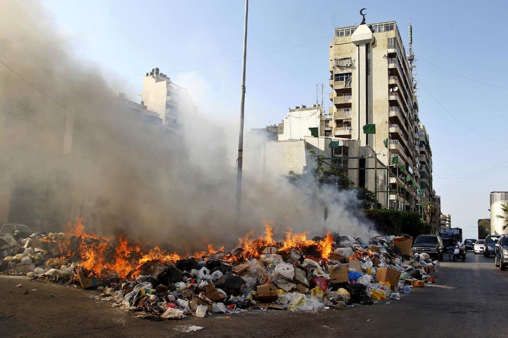 EPA/Nabil Mounzer