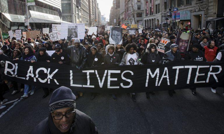 From Ferguson to #BlackLivesMatter