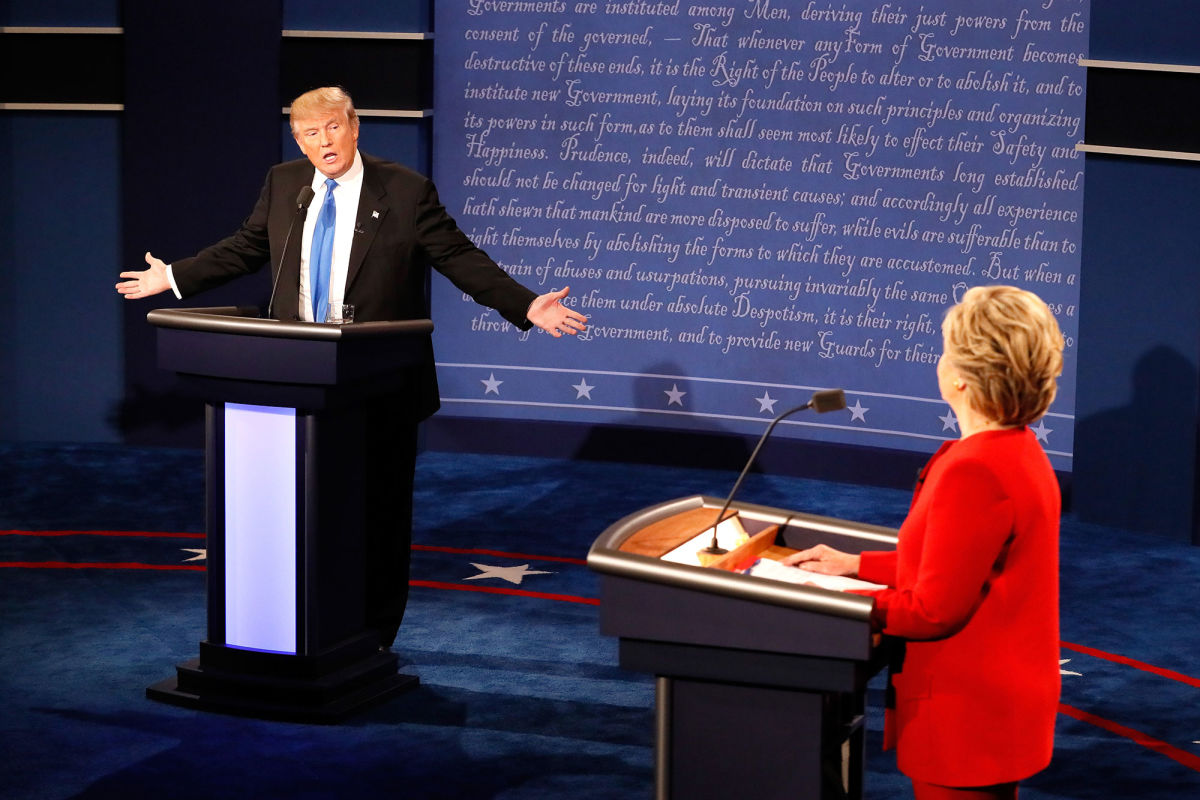 Sweet '16: Notes on the US Election