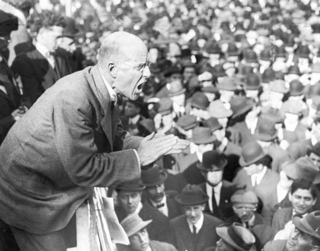 A Letter from Eugene Debs on Immigration