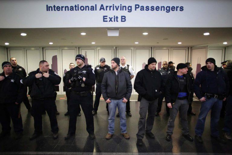 Trump's Airport Kingdom