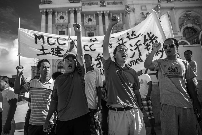 Labour and Resistance in Asia: An Interview with Kevin Gray