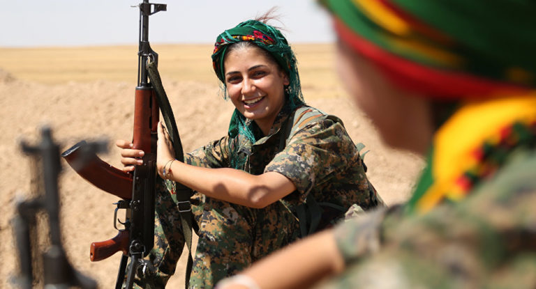 The Kurdish Struggle: An Interview with Dilar Dirik