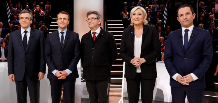 The Time of Monsters: France's Presidential Election