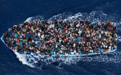 'With or Without You': Migrants and the Never-Ending Tragedy of Liberalism