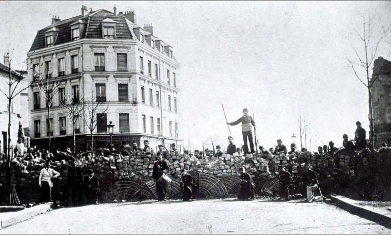 The Paris Commune and the Poetics of Martyrdom in the Fin de Siècle Socialist Print Culture